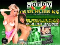 Horny Older Chicks