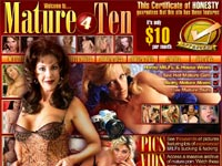 Mature 4 Ten - Best XXX List Presents