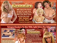 Outrageous Grannies - 1000`s Hot Grannies on Hi-Quality XXX Photos and Videos